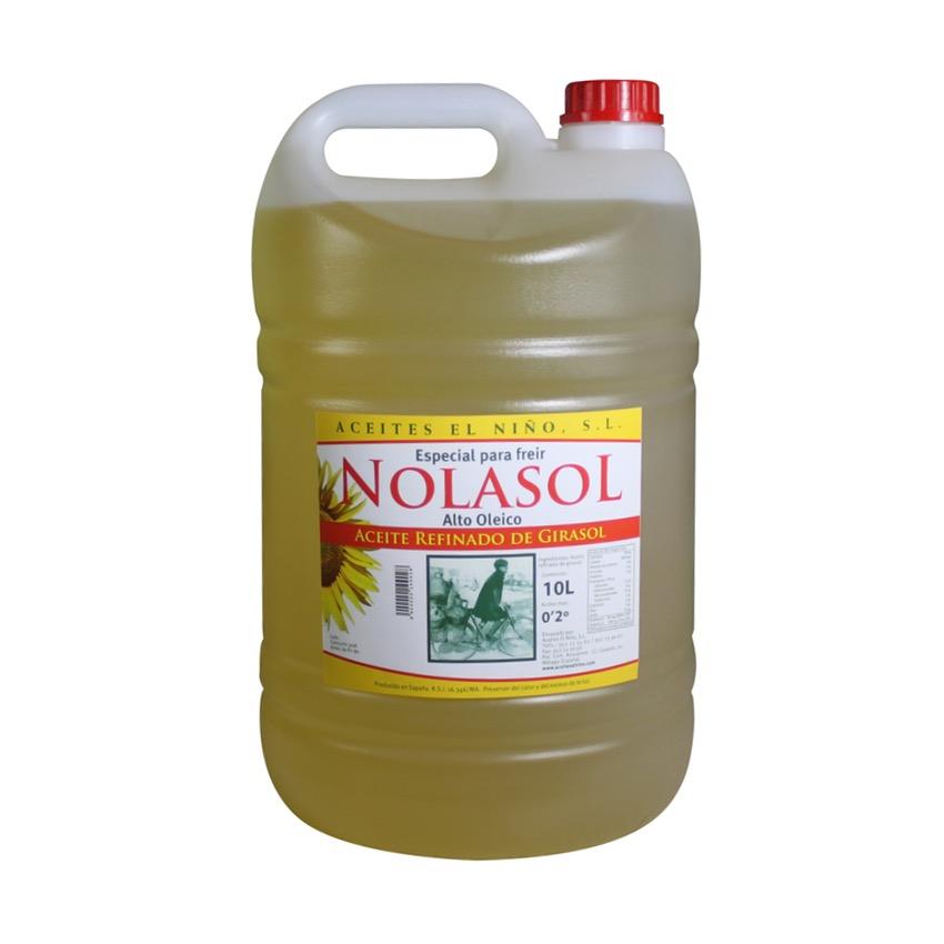 aceite girasol alto10